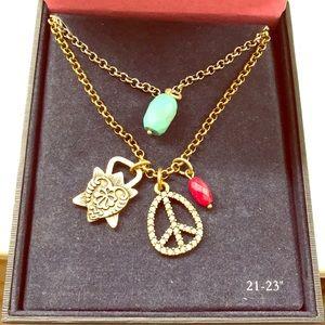 Unity Peace Necklace